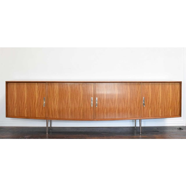 1960s African Mahogany Sideboard For Sale - Image 12 of 12