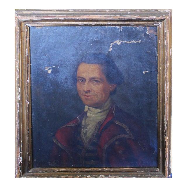 Antique Portrait For Sale