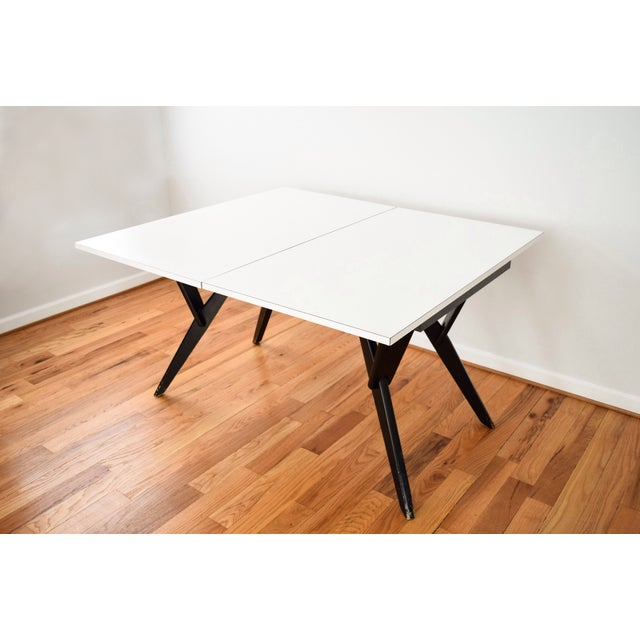 Mid Century Castro Convertible Coffee/Dining Table - Image 3 of 8