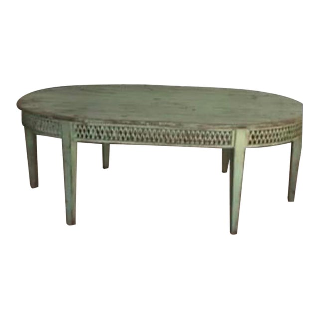 Vintage Farmhouse Dining Table For Sale