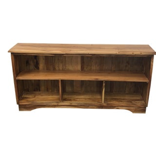 New Reclaimed Wood Darwin Utility Shelf