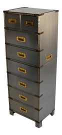 Image of Silver Chests of Drawers