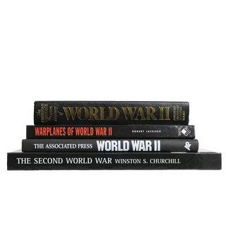 Onyx World War II Coffee Table Set, (S/4) For Sale