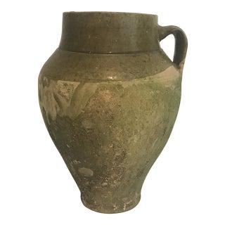 Early Mediterranean Olive Jar For Sale