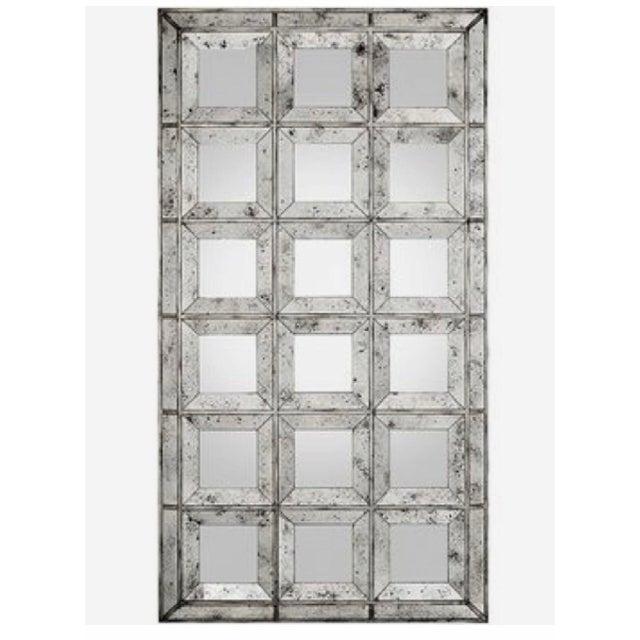 Arhaus Arhaus Alessio Grand Leaner Mirror For Sale - Image 4 of 4