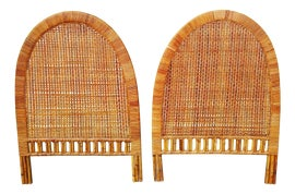 Image of Bamboo Headboards