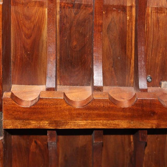Mango Wood Bar Cabinet - Image 6 of 10