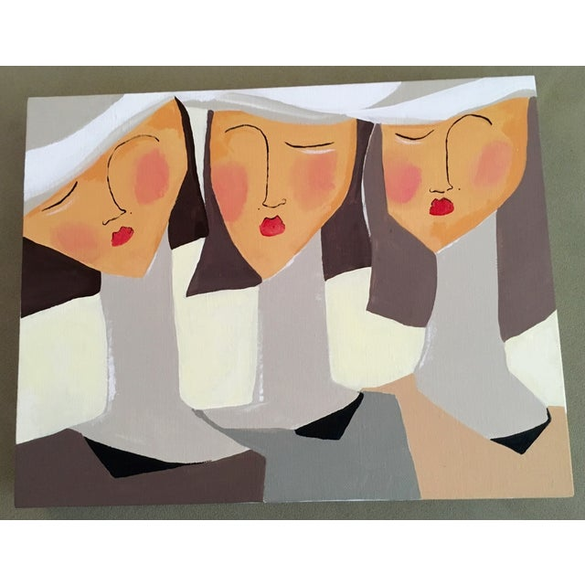 Craftwork Painting by Valerie Ross - Image 2 of 3