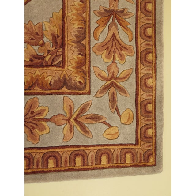 Regency Wool Rug - 9' X 13' For Sale - Image 4 of 13