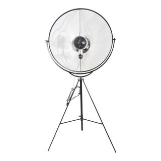 Mariano Fortuny for Palluco Italia Photographer Lamp in Original Black For Sale