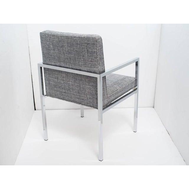 Milo Baughman Milo Baughman Mid-Century Modern Desk Chair For Sale - Image 4 of 10