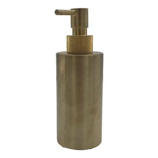Matte Gold Soap Dispenser For Sale