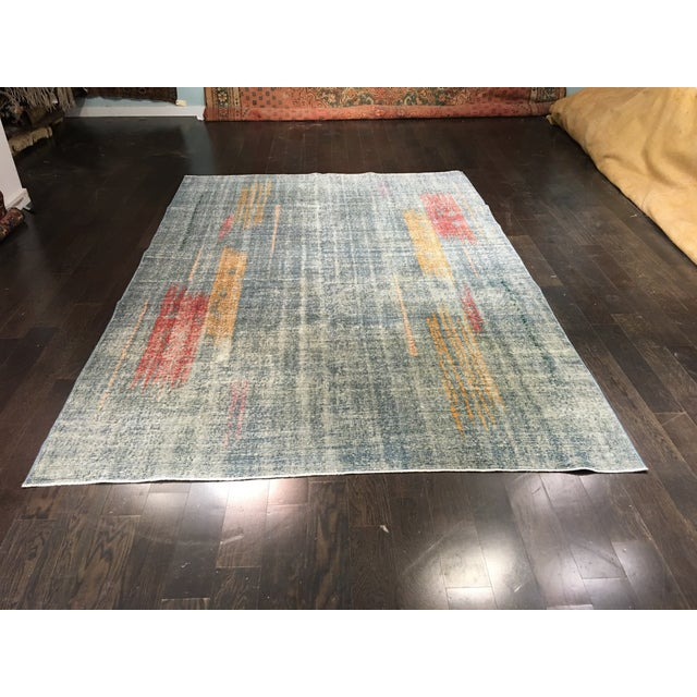 Zeki Muran Turkish Rug - 6′9″ × 8′9″ - Image 2 of 11