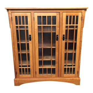 New Honeybee Mission 3 Door Cabinet