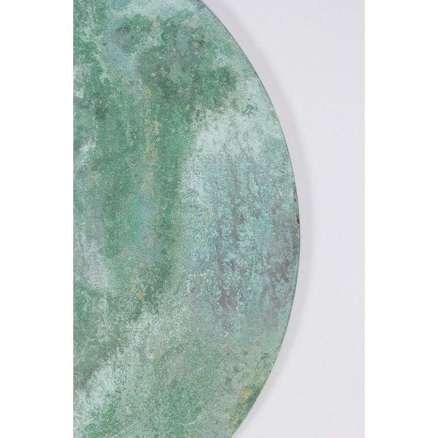 Bronze Bronze Harry Bertoia Gong, 1960s For Sale - Image 7 of 8