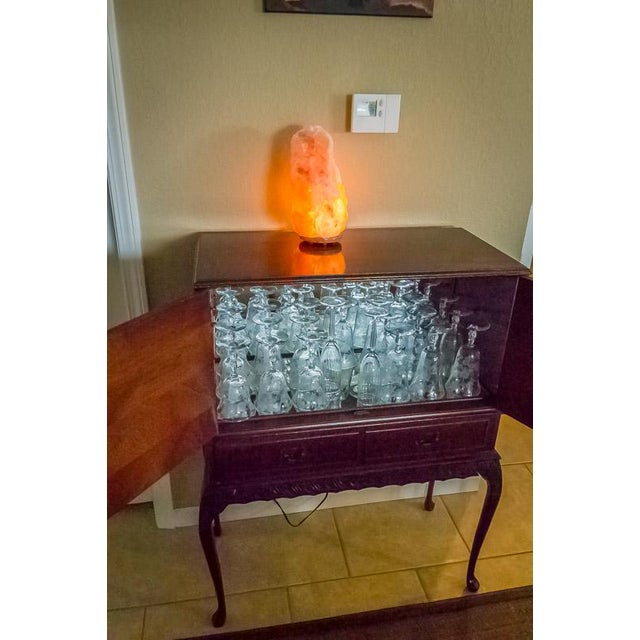 Mirrored Liquor Cabinet - Image 6 of 11