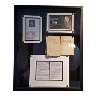Eisenhower Quotes From June 1945 For Sale