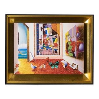 Fernando De Jesus Oliveira Ferjo Picasso Giclee Le For Sale