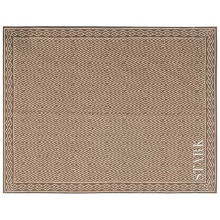 Stark Studio Traditional Chinese Needlepoint Keiv Wool Rug - 8′ × 10′1″ For Sale