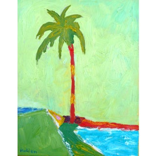 "Martha Holden Contemporary ""California Beach Palm"" For Sale"