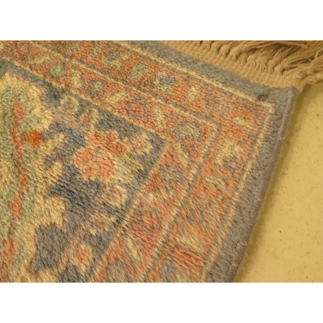 KARASTAN Approx. 8' x 13' Heriz Pattern Room Size Rug Age: Approx: 30 Years Old Details: Design 565/0544 Bright & Vibrant...
