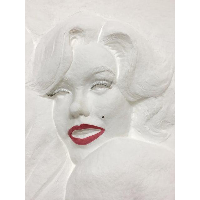Marilyn Monroe Cast Paper Artwork - Image 3 of 3