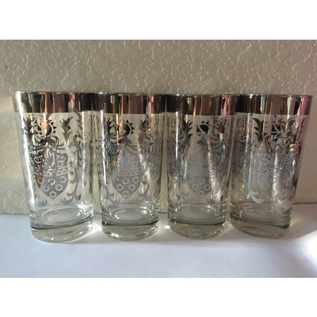Mid-Century Modern Kimoko Tumblers, Style of Dorothy Thorpe - Set of 4 - Image 3 of 4