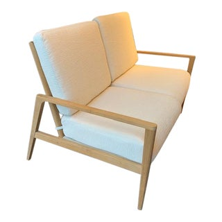 Modern Summer Classic Woodlawn Outdoor Sofa For Sale