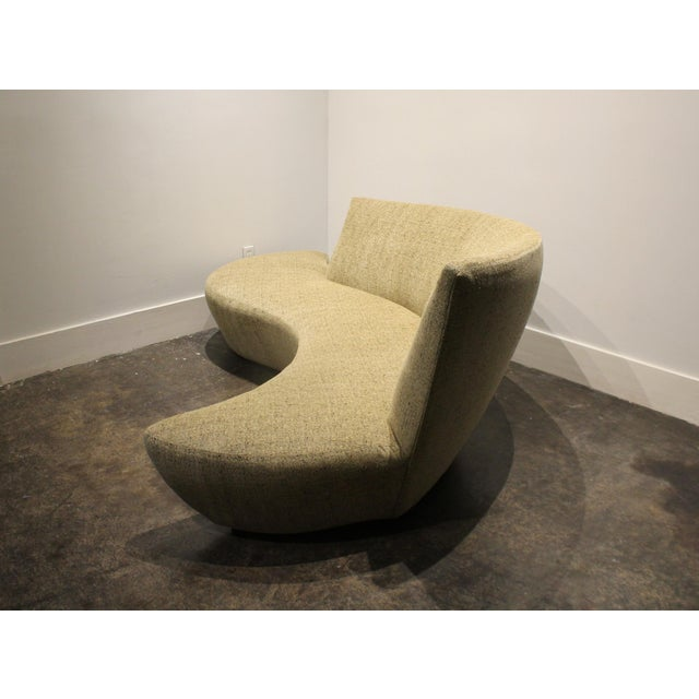Preview Large Sculptural Bilbao Sofa by Vladimir Kagan For Sale - Image 4 of 12