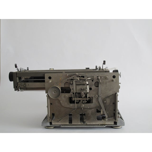 "1920s ""Blind"" Writing Style Typewriter For Sale - Image 4 of 5"