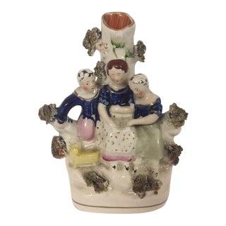 1880s Staffordshire Figurine
