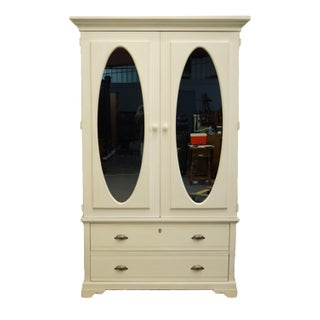 Lane Furniture Altavista Va White Painted Media Television Armoire Preview