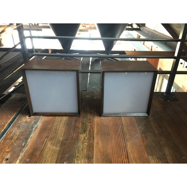 Pair of amazing lamps designed by Earl Reiback in the 1960s. These are both in working condition and both in great vintage...