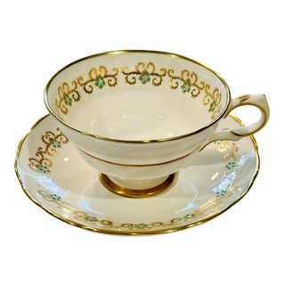 Early 1900s Tiffany & Co. Cups and Saucers - Set of 10 For Sale