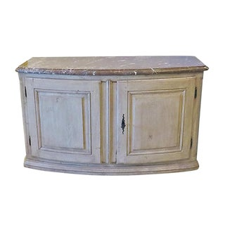 Late 18th Century Painted Louis XVI Buffet For Sale