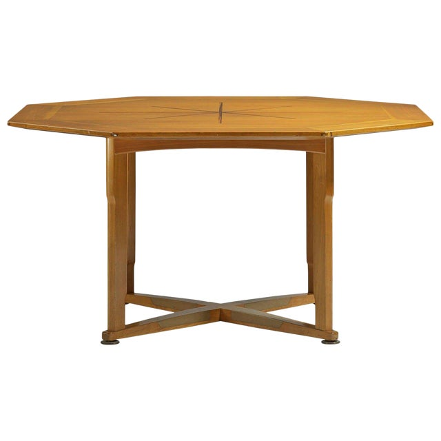 Edward Wormley Janus Game Table For Sale