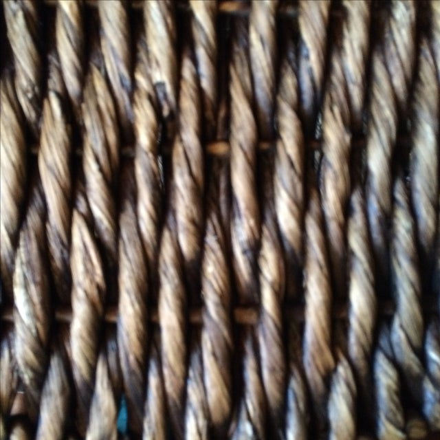 Wicker Log Basket - Image 5 of 6