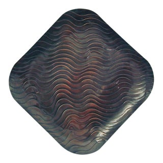 Rebajes Large Copper Wall Hanging For Sale