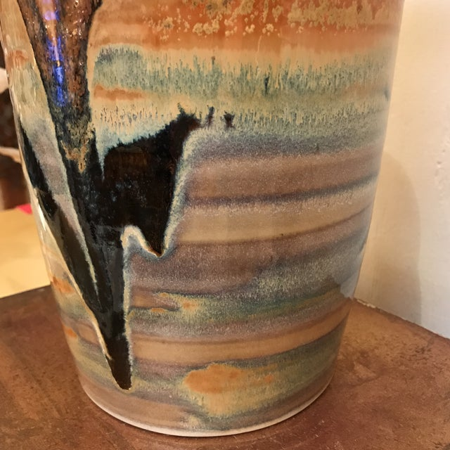 Vintage Studio Pottery Vase - Image 9 of 9