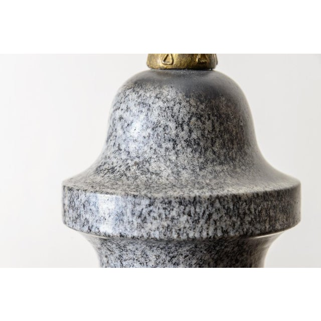 Lovely granite urn/finial