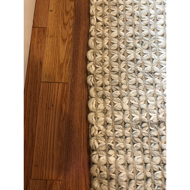 NEW SHAYA RUG - IVORY $11,995 Artisanal weavers handcraft our rug from richly textured wool yarns, creating a gathered,...