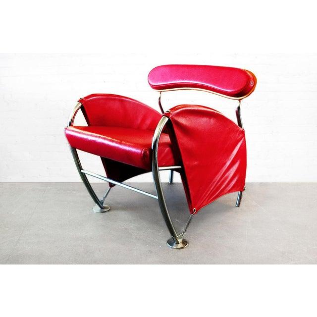 Iosa-Ghini Massimo Numero Uno Chair - Image 2 of 10