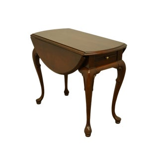 Traditional Gordon's Furniture Johnson City Solid Cherry End Table For Sale