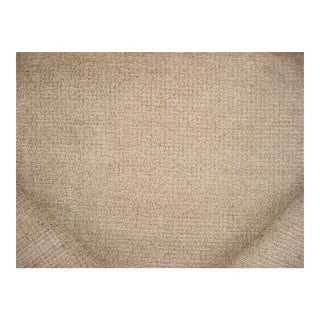 Traditional Brunschwig Et Fils Matrix Sand Texture Chenille Upholstery Fabric - 6-1/8y For Sale