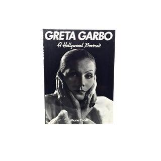 Greta Garbo Book For Sale