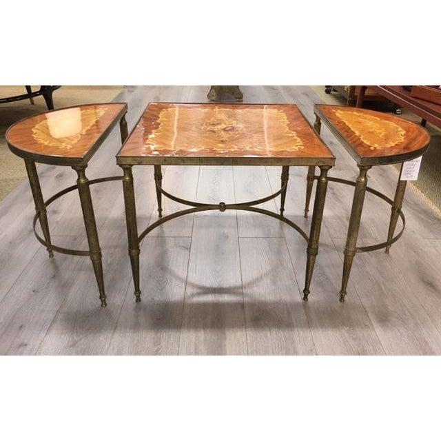 Beautiful, versatile 3-piece coffee table