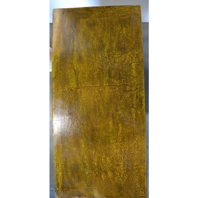 2000 - 2009 2000s Asian Modern/Art Deco Lacquer Cabinet For Sale - Image 5 of 7