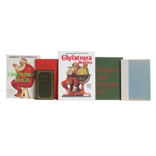 Old Time Christmas Coffee Table Set, (S/6) Preview