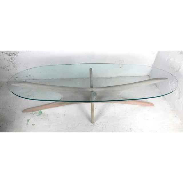 Mid-Century Adrian Pearsall Coffee Table - Image 7 of 10