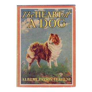 "1924 ""The Heart of a Dog"" by Albert Payson Terhune"